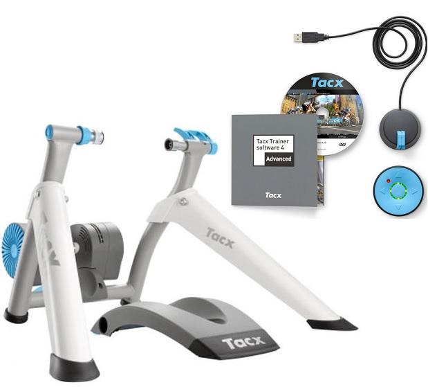 Tacx I Flow Upgrade: Cyklotrenažér Tacx Vortex T2180 Smart ANT+