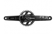 MTB kľuky Sram NX Eagle 12sp DUB Boost 175mm X-Sync 32z